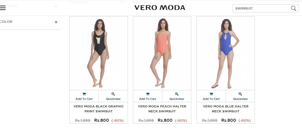 bikini modelling in mumbai